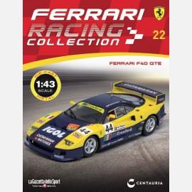 F40 GTE 24h Le Mans 1996