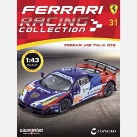 Ferrari 458 Italia GT224h Le Mans 2015