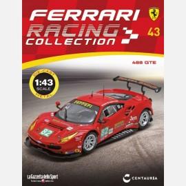 Ferrari 488 GTE 24h Le Mans 2017