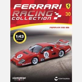 Ferrari 512 BB1000 km Monza 1981 + Cofanetto fascicoli