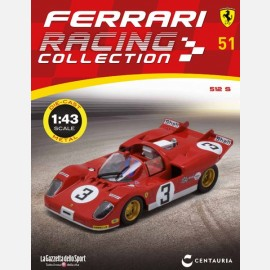 Ferrari 512 S 1000 km Monza 1970