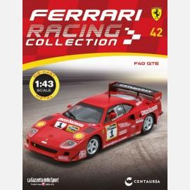 Ferrari F40 GTE 6h Vallelunga Gold Cup 1996
