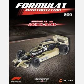 Arrows A1 - 1979 - Jochen Mass