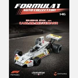 Brabham bt 44 (1974) - Carlos Reutemann