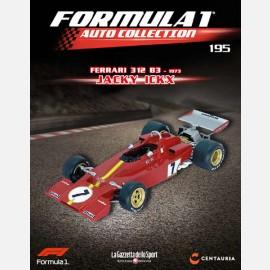 Ferrari 312 B3 (1973) Jacky Ickx