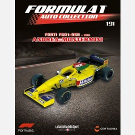 Forti FG01-95B - 1996-Andrea Montermini