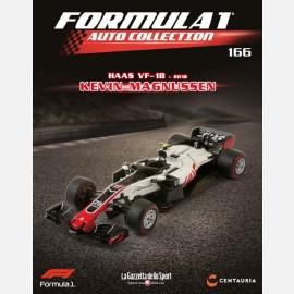 Haas VF - 18 (2018) - Kevin Magnussen