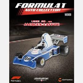 Ligier JS5 (1976) Jacques Lafitte