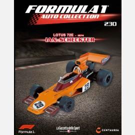 Lotus 72E - 1974 - Ian Scheckter