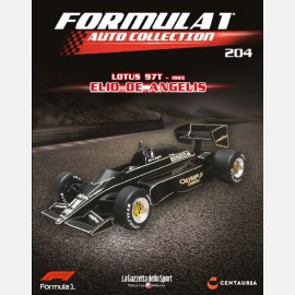 Lotus 97T - 1985 - Elio De Angelis