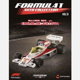 McLaren M23 (1977) - Emilio De Villota