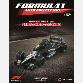 Minardi Ps01 (2001) - Fernando Alonso