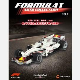 Red Bull RB4- 2008-David Coulthard