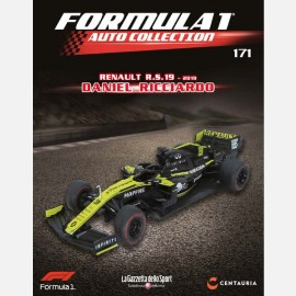 Renault  R.S. 19 (2019) - Daniel Ricciardo