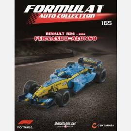 Renault R24 (2004) - Fernando Alonso