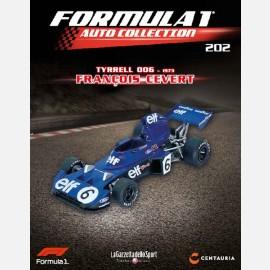 Tyrrell 006 - 1973 - Francois Cevert