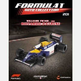 Williams FW 14B-1992-Riccardo Patrese