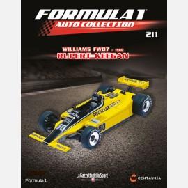 Williams FW07 -1980 - Rupert Keegan