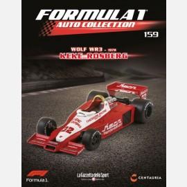 Wolf Wr3 (1978) - Keke Rosberg