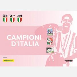 Francobolli 3o Triennio (2018 - 2019 - 2020)