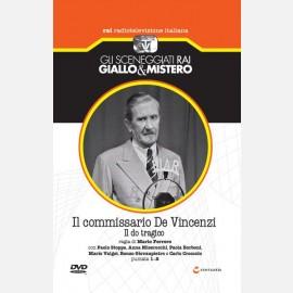 Il commissario De Vincenzi - Il do tragico (puntate 1-2)