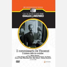 Il commissario De Vincenzi - Il mistero delle tre orchidee (puntate 1-2)
