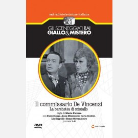 Il commissario De Vincenzi - La barchetta di cristallo (puntate 1-2)