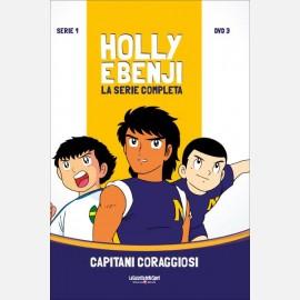 DVD #3 (1a serie) - Capitani coraggiosi