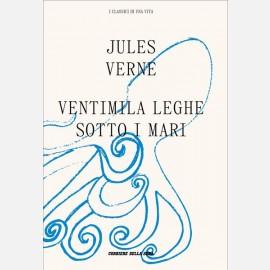 Jules Verne  - Ventimila leghe sotto i mari