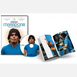 Diego Maradona - Ribelle. Eroe. Sfrontato. Dio. (DVD)