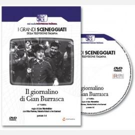 Il giornalino di Gian Burrasca (puntate 1-4)