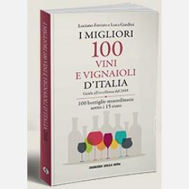 I migliori 100 vini e vignaioli d'Italia 2018