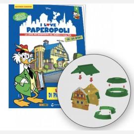 2 parti Casa Pico De Paperis + Base collina