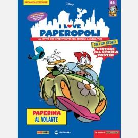 Car paperina+ 1 Lampadini + 1 Pezzo