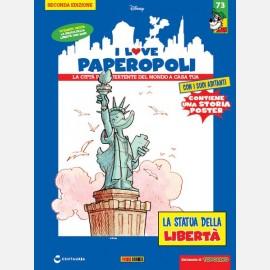 Statua della Libertà + basetta appoggio + 1 pezzo base