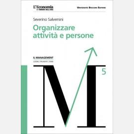 Organizzare attività e persone