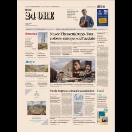 Ediz. di Domenica 01 Luglio 2018