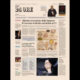 Ediz. di Domenica 02 Dicembre 2018