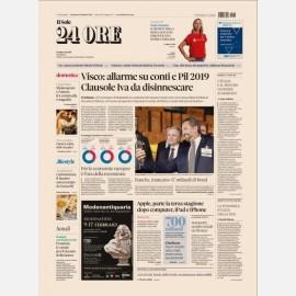 Ediz. di Domenica 03 Febbraio 2019