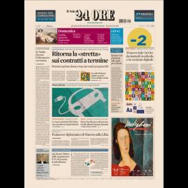 Ediz. di Domenica 03 Giugno 2018