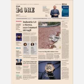 Ediz. di Domenica 04 Novembre 2018