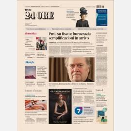Ediz. di Domenica 05 Agosto 2018
