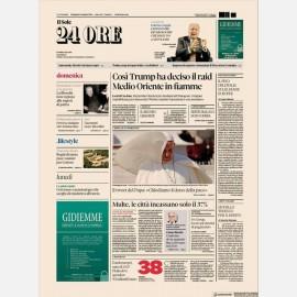 Ediz. di Domenica 05 Gennaio
