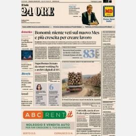Ediz. di Domenica 06 Dicembre