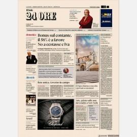 Ediz. di Domenica 06 Ottobre