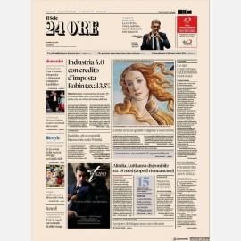 Ediz. di Domenica 08 dicembre