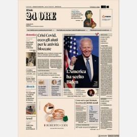 Ediz. di Domenica 08 Novembre