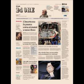 Ediz. di Domenica 09 Dicembre 2018