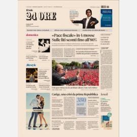 Ediz. di Domenica 12 Agosto 2018
