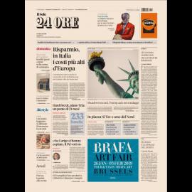 Ediz. di Domenica 13 Gennaio 2019